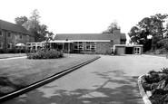 Nantwich, Elm House c1965