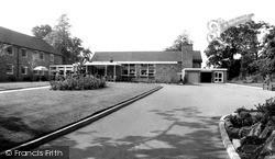 Nantwich, Elm House c.1965
