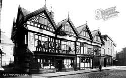 Nantwich, High Street 1898