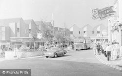 Nantwich, Oat Market c.1960