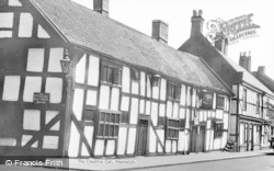 Nantwich, The Cheshire Cat c.1960