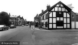 Nantwich, Welsh Row c.1965