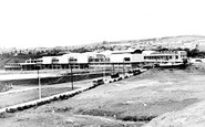 Nantyglo, Dunlop Rubber Works c1960