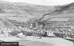 Nantymoel, Recreation Grounds c.1955