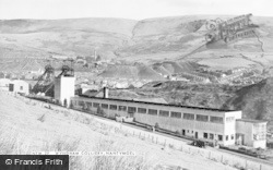 Nantymoel, Wyndham Colliery, Pit Head Baths c.1955