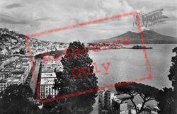 From Rampe Sant'antonio A Posillipo c.1920, Naples