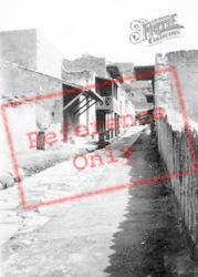 Herculaneum Excavation c.1930, Naples