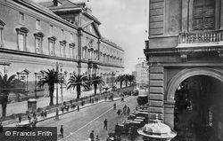 National Archaeological Museum c.1920, Naples