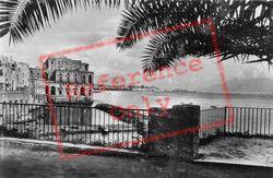 Palazzo Donn'anna c.1920, Naples