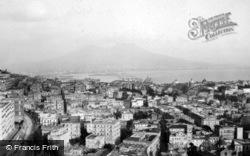 Panorama c.1920, Naples