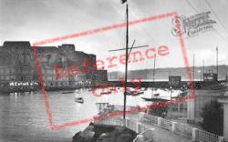 Santa Lucia c.1920, Naples