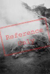 Solfatara Di Pozzuoli Volcano c.1930, Naples