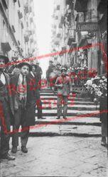 Street Scene c.1920, Naples