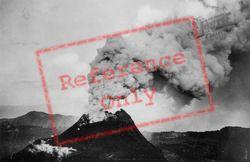 Vesuvius c.1920, Naples