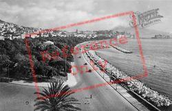 Via Caracciolo c.1920, Naples