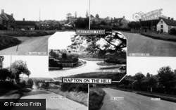 Napton On The Hill, Composite c.1955