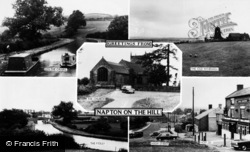 Napton On The Hill, Composite c.1965