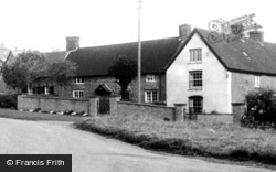 Napton On The Hill, The Village Green c.1955