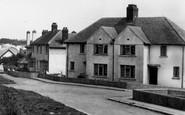 Narberth, Coxhill Council Estate c1955