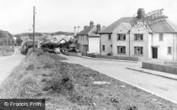Narberth, Coxhill Council Houses c.1955