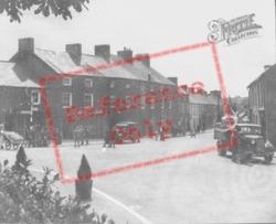 Narberth, High Street c.1955