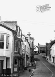 Narberth, Market Street c.1955