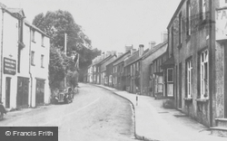 Narberth, Northfield Road c.1955