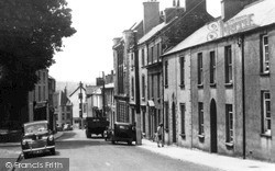 Narberth, St James Street c.1955