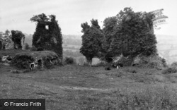 Narberth, The Castle 1953