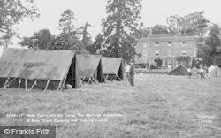 Nash Court And Camp c.1965, Nash