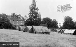 Nash Court Boys' Club Camp c.1965, Nash