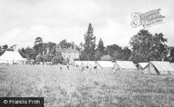 Nash Court, Boys' Club Camp c.1965, Nash