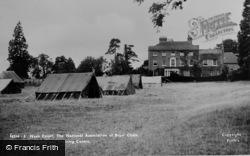 Nash Court, National Association Of Boys' Clubs c.1965, Nash