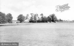 Nash Court, Sports Field c.1965, Nash