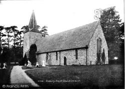 St John The Baptist Church 1898, Nash