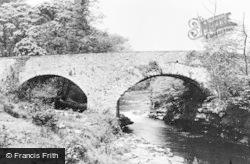 Natland, Hawes Bridge c.1955