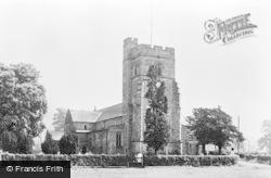 Natland, St Mark's Church c.1955