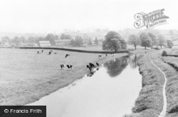 Natland, The Canal c.1955