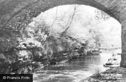 Natland, The River c.1955