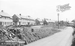 Natland, The Village c.1955