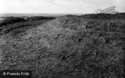 Navan, Hill Of Tara, Forradh (Royal Seat) c.1957
