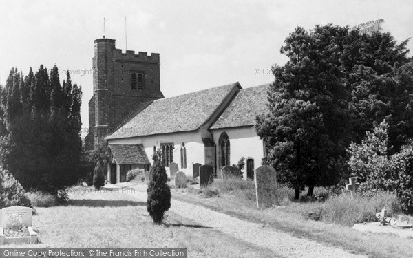 Nazeing © Copyright The Francis Frith Collection 2005. http://www.francisfrith.com