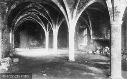 Neath, Abbey Crypt 1898