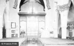 Neath, Abbey Interior 1937