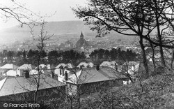 Neath, From Gnoll Grounds c.1955