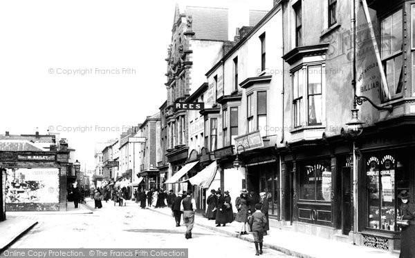 Neath, Green Street 1898