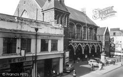 Neath, Gwyn Hall c.1960