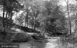 Neath, In Gnoll Woods 1898