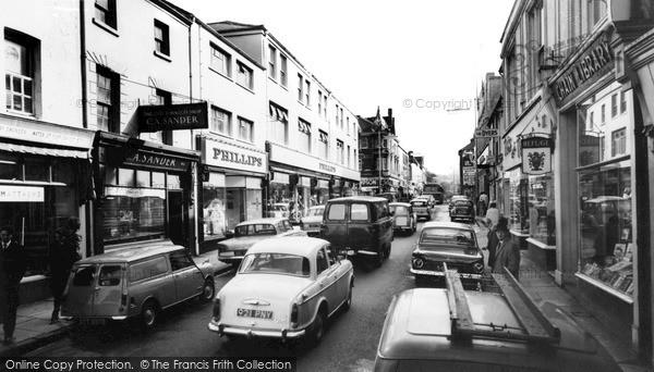 Neath, New Street c1965
