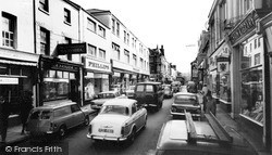 Neath, New Street c.1965